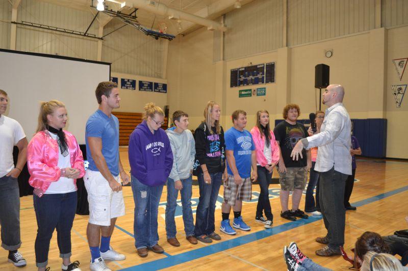 Pierce Public Schools Pierce High Students Receive Joel